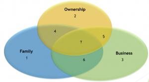 3 Circles - 7 Sectors