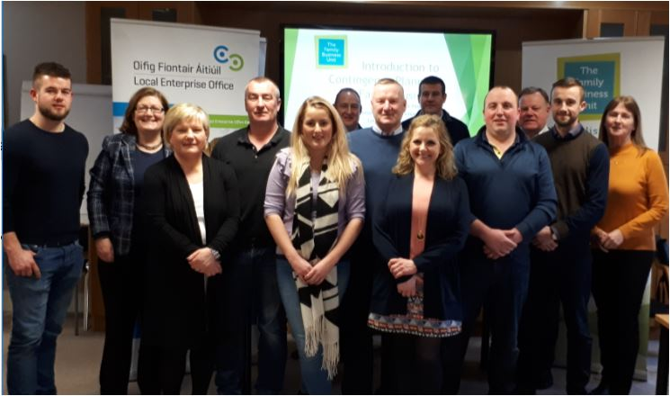 Carlow Family Businesses Ready for the Unexpected