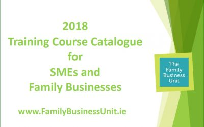 Introducing our New Training Course Catalogue